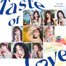 Taste of Love mp3 Album by TWICE