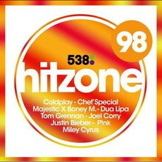 538: Hitzone 98 mp3 Compilation by Various Artists