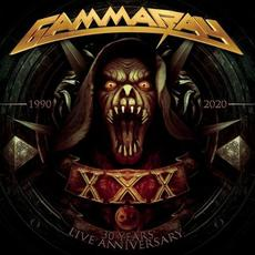 30 Years Live Anniversary mp3 Live by Gamma Ray