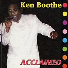 Acclaimed (Re-Issue) mp3 Album by Ken Boothe