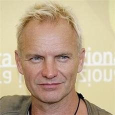 Sting Music Discography