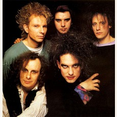 The Cure Music Discography