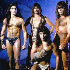 Manowar Music Discography