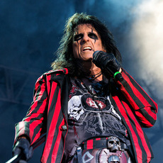 Alice Cooper Music Discography
