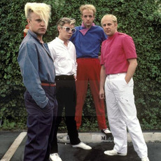 A Flock Of Seagulls Music Discography