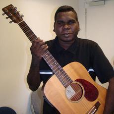 Geoffrey Gurrumul Yunupingu