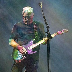 David Gilmour Music Discography