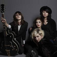 Warpaint Music Discography