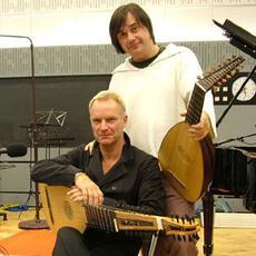Sting And Edin Karamazov