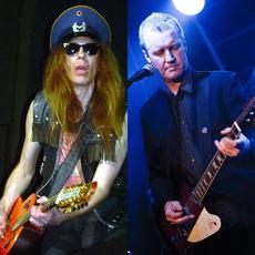 Julian Cope & Donald Ross Skinner