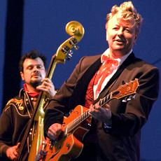Brian Setzer & The Nashvillains