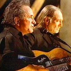 Johnny Cash & Willie Nelson