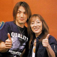 Noriko Matsueda & Takahito Eguchi (松枝賀子 & 江口貴勅)
