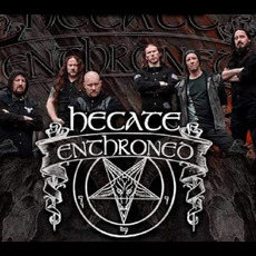 Hecate Enthroned Music Discography