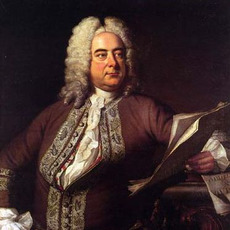 George Frideric Handel Music Discography