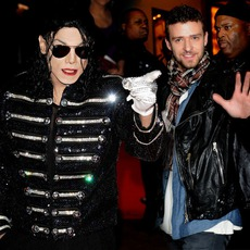 Michael Jackson & Justin Timberlake