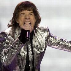 Mick Jagger Music Discography