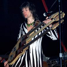 Chris Squire Music Discography