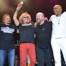 Sammy Hagar & The Circle Music Discography