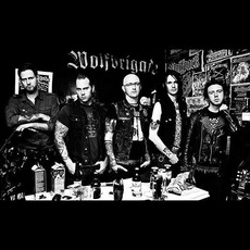 Wolfbrigade Music Discography