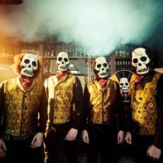 Los Tiki Phantoms Music Discography