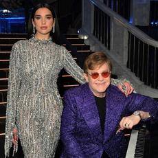 Elton John & Dua Lipa Music Discography